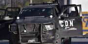 جنگ تمام عیار پلیس مکزیک و تبهکاران ۲۱ کشته به جا گذاشت/ عکس