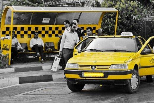 افزایش نرخ کرایه تاکسی در کرج/ شهرداری نظارت کند