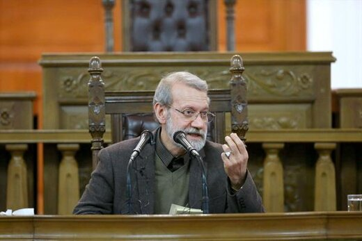 Larijani: Iran always ready for solving issues with US
