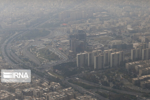 هوای این چهار شهر ناسالم است