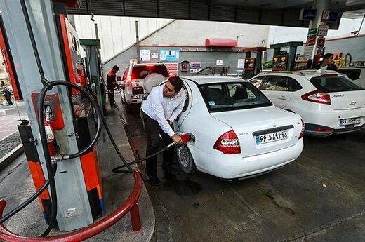 مواظب باشید 2 لیتر سهمیه بنزین تان نپرد!