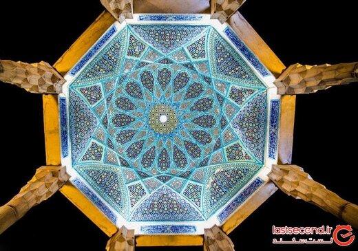 حافظیه، الماسی که بر شیراز خوش می درخشد!