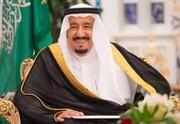 تصاویر | شاه عربستان در انظار عمومی ظاهر شد