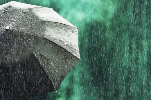 بارش شدید باران در بیش از ۱۰ استان
