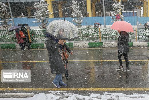 اطلاعیه سازمان هواشناسی درباره وضعیت آب و هوا طی دو روز آینده