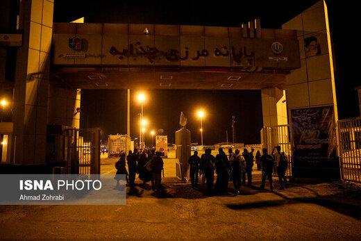 مدیرکل امور مرزی خوزستان: فعلا به عراق سفر نکنید / امنیت در چذابه و شلمچه برقرار است