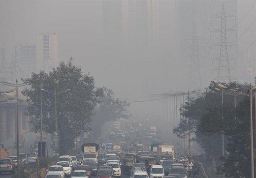 باز هم انتشار بوی نامطبوع در تهران