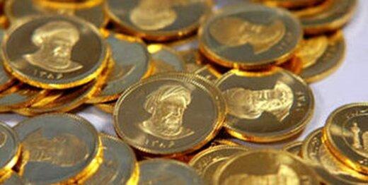 قیمت سکه کاهش یافت/ طلا گرمی۴۴۳ هزارتومان
