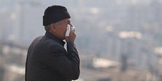 تغییرات آبوهوایی و وارونگی دما، دلیل بوی نامطبوع تهران؟