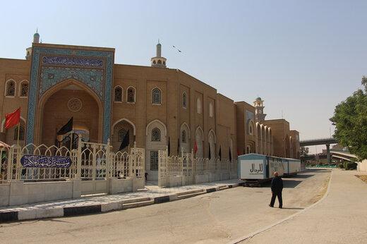 فیلم   روزنامه نگار در شهر نجف اشرف: به داد نجف برسید