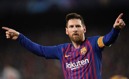 مسی:مدیرعامل بارسلونا دروغگو است