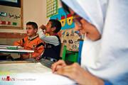 تصاویر | روزگار دانشآموزان معلول در مدارس استثنایی