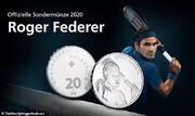 سوئیس با تصویر فدرر سکه ضرب کرد