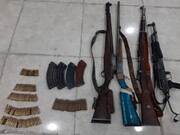 اعتقال عنصرين اطلقا النار على المواطنين في انديمشك خلال الاحداث الاخيرة