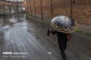 موج جدید بارشها از جمعه وارد خوزستان می شود