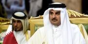 امیر قطر امروز به تهران می آید