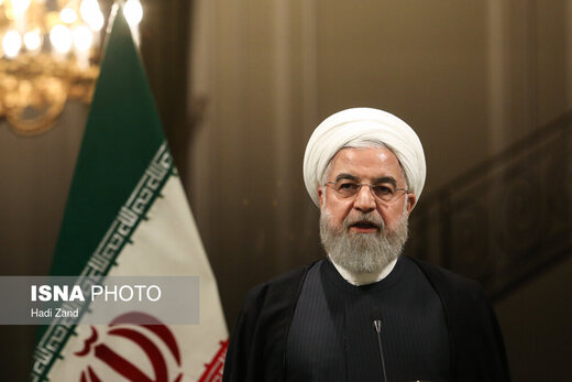 President Rouhani urges Muslims to stand against big powers