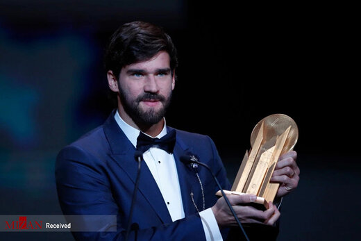 مراسم اهدای جوایز توپ طلای ۲۰۱۹