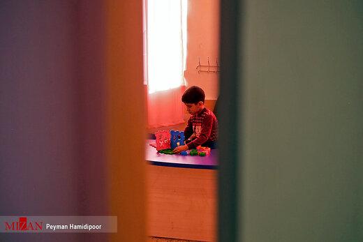 یک روز با دانشآموزان معلول مدارس استثنایی