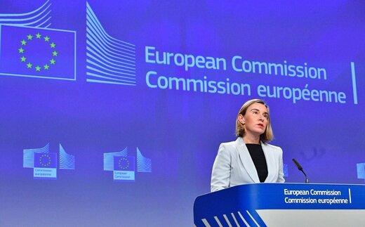 نگاهی به کارنامه پنج ساله موگرینی در اتحادیه اروپا و تعامل با ایران