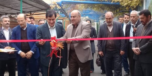 مرکز توانبخشی معلولان ذهنی در فردیس راه اندازی شد