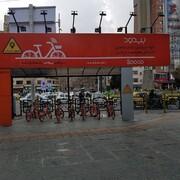 نا آرامیهای اخیر، دلیل جمع آوری دوچرخههای «بیدود»