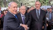 احتمال تشکیل دولت ائتلافی بین گانتس و نتانیاهو