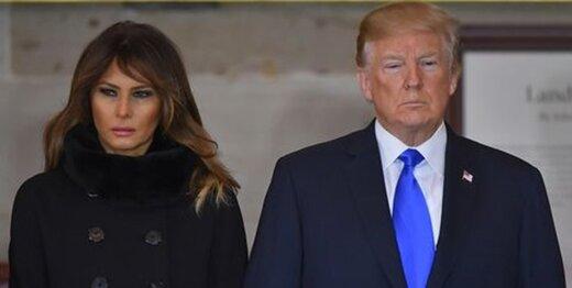 روایت جدید خبرنگار سیانان از زندگی خصوصی ملانیا و ترامپ