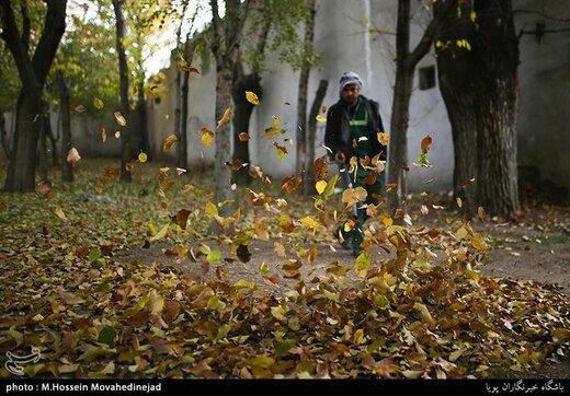 تهران پاییزی