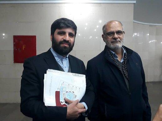 حسین الله کرم یک کاندیدای ویژه را به وزارت کشور برد/ناکامی داماد شهید هستهای برای رسیدن به کرسی مجلس/حواشی روز چهارم ثبتنام کاندیداهای مجلس
