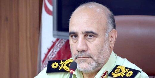 سردار رحیمی: ادامهی حضور پلیس در معابر به دلیل اقدامات پیشگیرانه است