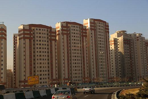 جدول تازه ترین قیمت آپارتمان در مناطق مختلف تهران/ خانه نوساز کمیاب شد