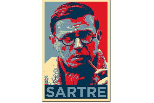 با عنوان «سمفونی کوچک سکوت»، نمایشنامه معروف ژان پل سارتر اجرا میشود