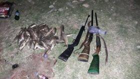 6 متخلف زیست محیطی در شهرستان سلسله دستگیر شدند
