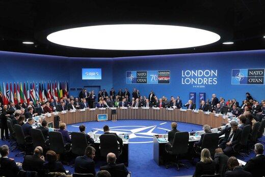 بیانیه پایانی اجلاس ناتو:روسیه امنیت متحدان را تهدید می کند