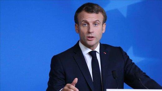 ادامه اختلافها بین آنکارا و پاریس؛ مکرون: برخی سوء تفاهمها با ترکیه روشن شد