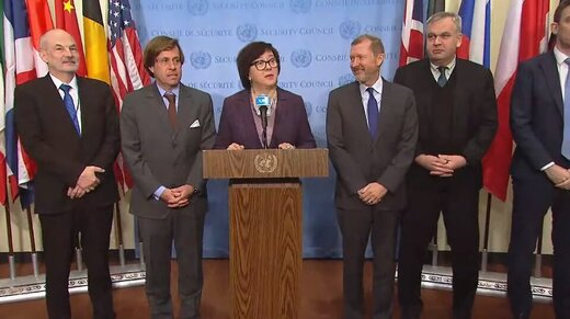 اروپاییها در بیانیهای به آزمایش موشکی کره شمالی واکنش نشان دادند