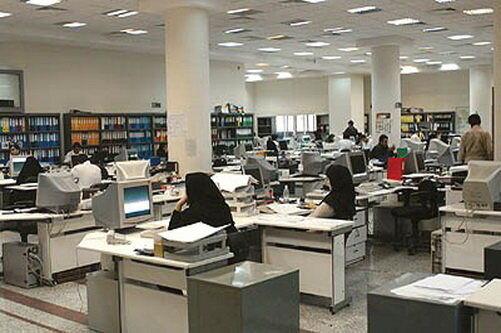 میانگین کار مفید کارمندان در کشور چقدر است؟