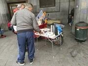 پروژه «خیابان و خواندن» کتابخانهای برای بیخانمانها