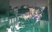 فیلم | روایت شاهدان عینی از تیراندازی منجر به مرگ در بولوار خاتم الانبیاء افسریه تهران