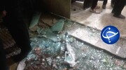 ببینید | نخستین تصاویر از صحنه تیراندازی خونین در بولوار خاتم الانبیاء افسریه تهران