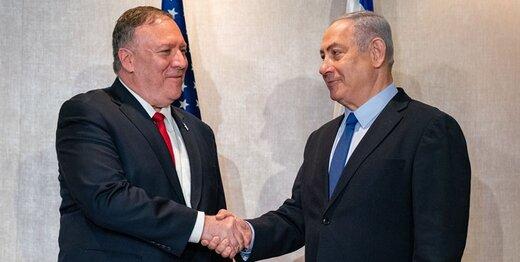 دیدار نتانیاهو و پامپئو و ادعاهای ضدایرانی مقامهای آمریکایی