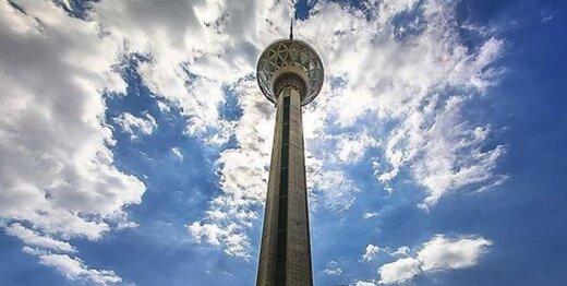 چند روز هوای سالم و پاک در تهران داشتیم؟