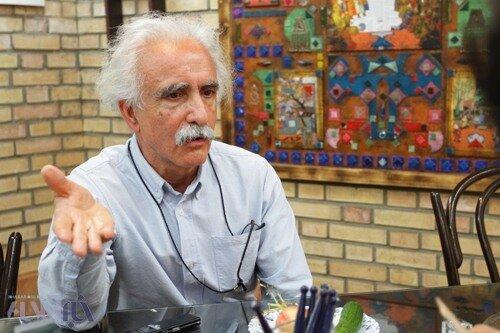 دفتر شعر محمدرضا اصلانی رونمایی میشود