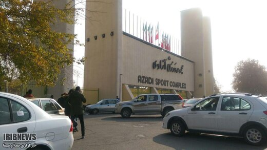 آخرین وضعیت ترافیکی معابر منتهی به ورزشگاه آزادی