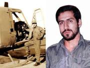 شهیدی که بیابانهای غرب کشور را گورستان تانکهای عراقی کرد