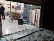 تصاویر | تیراندازی اشرار در خیابان خاتم الانبیاء تهران