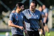 فیلم | وحید هاشمیان:کاش قبل از بازی عراق درباره ویلموتس تصمیم میگرفتند