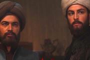 عکس | گریم بازیگر ترکیهای در نقش پسر سختگیر و زودرنج مولانا