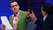 تایید صحبتهای علی کریمی در برنامه 90/عکس